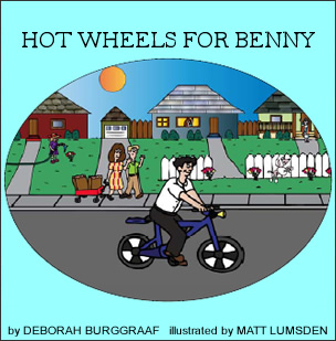 Hot Wheels for Benny